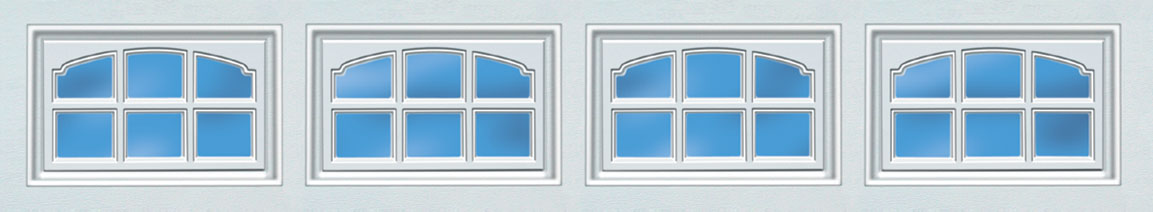 Traditional Style Windows - #591 - Cascade