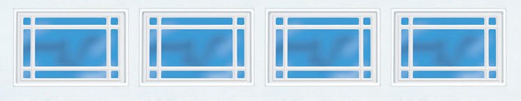 Traditional Style Windows - #897 - Prairie