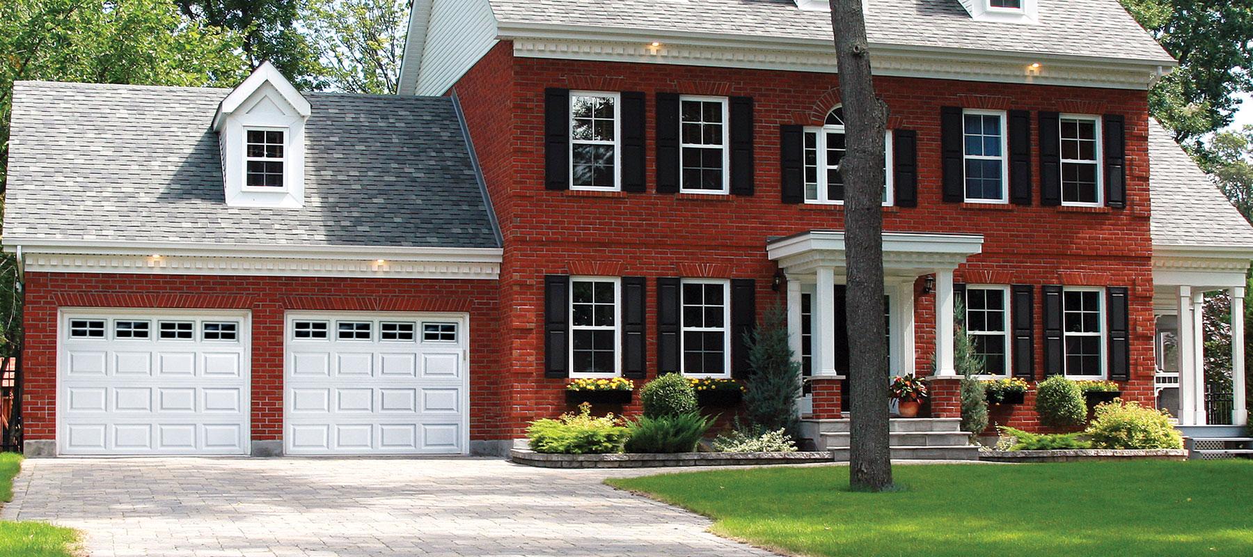 510/511 Traditional Raised Panel Garage Door