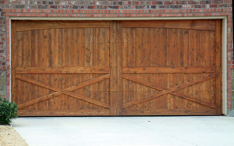 Woodland Creek Wood Overlay Doors Doorlink