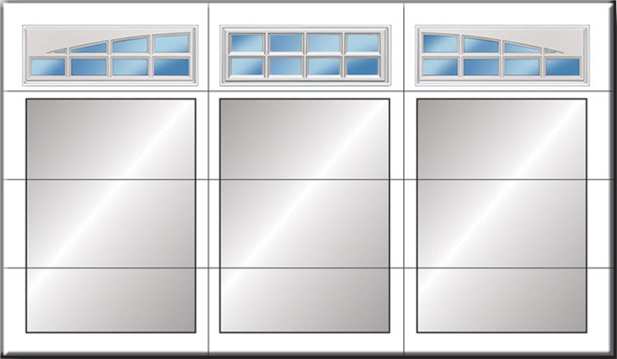 Panel size