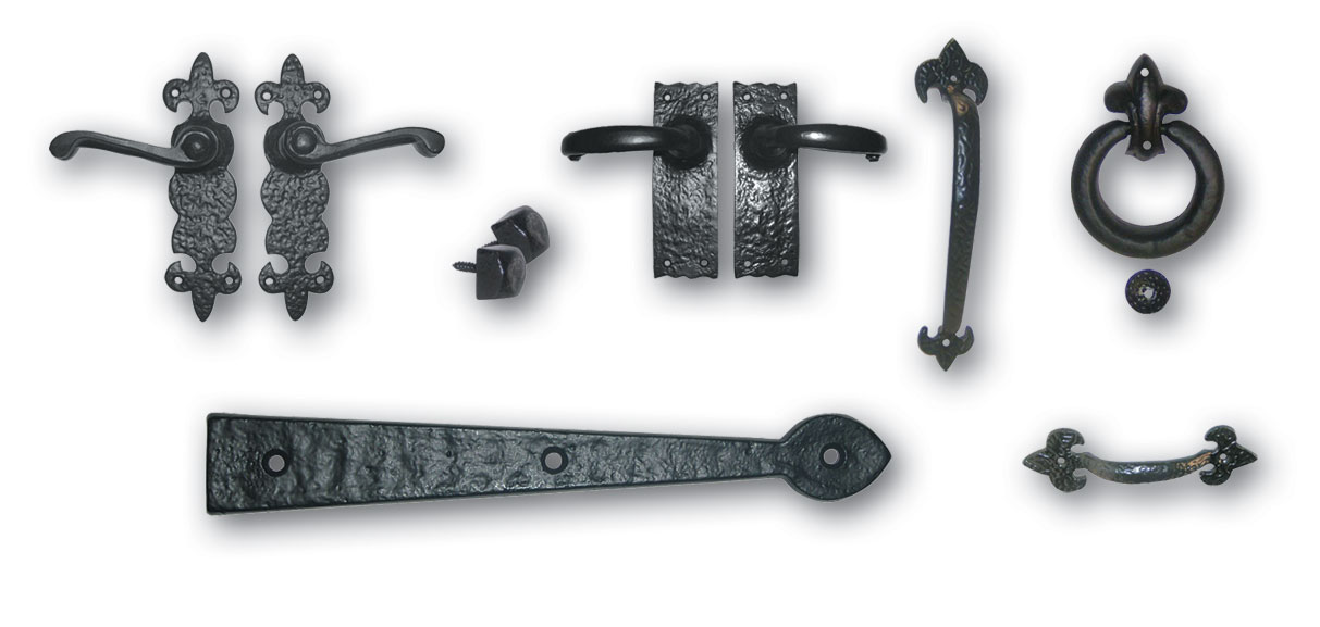 Cast Iron Garage Door Hardware