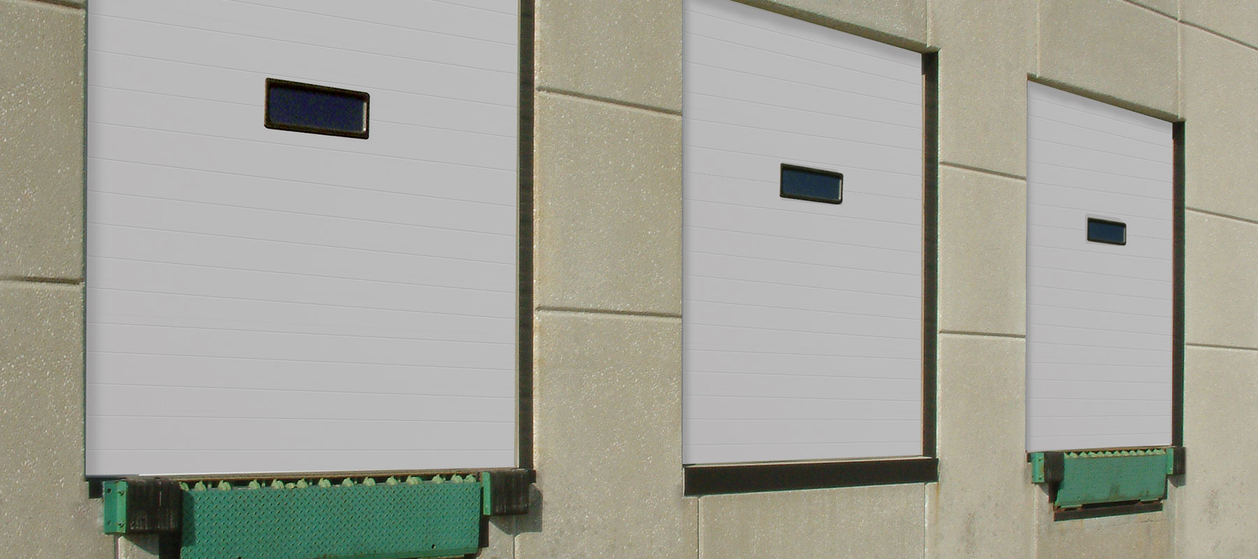 6500 - Premium Commercial/Industrial Insulated Garage Doors