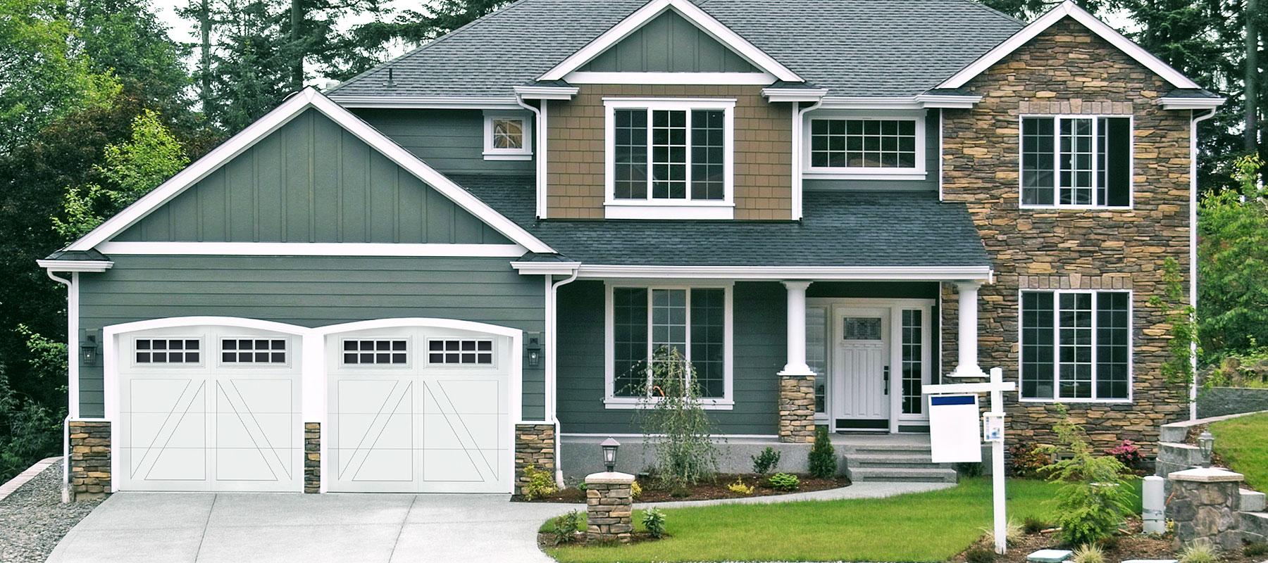 Carriage Creek - Carriage House Garage Door